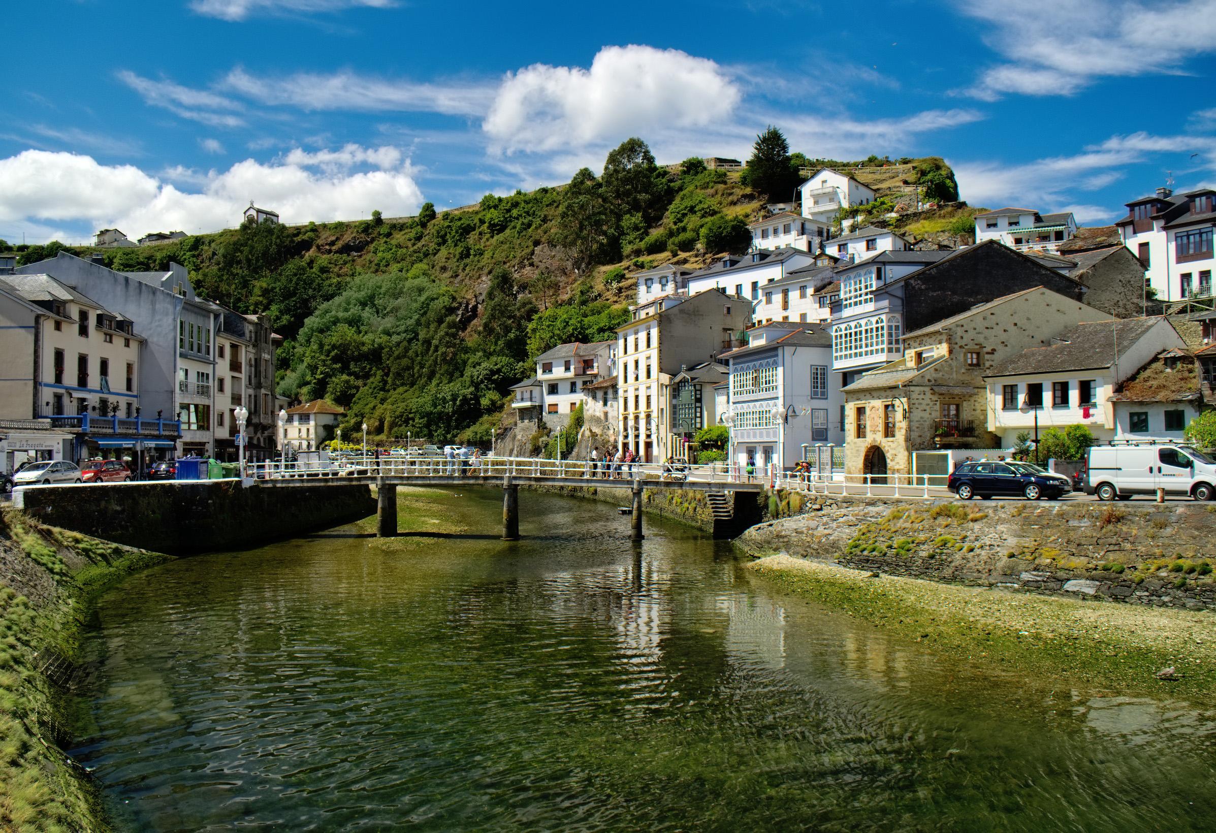 Casas de aldea en Asturias